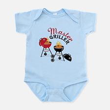 Master Griller Infant Bodysuit