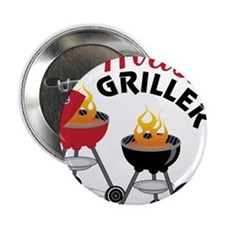 "Master Griller 2.25"" Button"