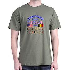 USA / Belgian Parts T-Shirt