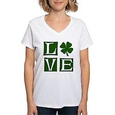 Love St. Patricks Day Shirt