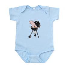 Pig Roast Infant Bodysuit