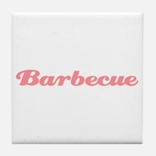 Barbecue Tile Coaster