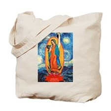 CrossFit Lady of Guadalupe Tote Bag