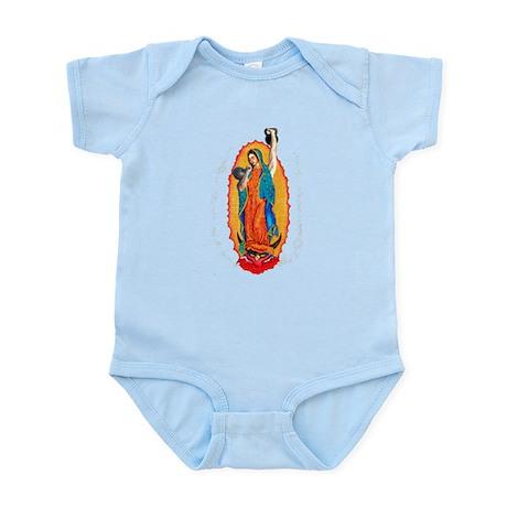 Virgin with Kettlebells Infant Bodysuit