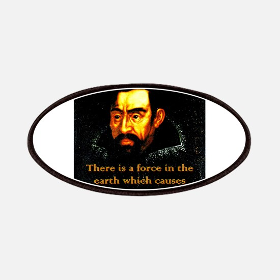 There Is A Force In The Earth - Kepler Patch