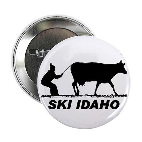 "The Ski Idaho Shop 2.25"" Button (100 pack)"
