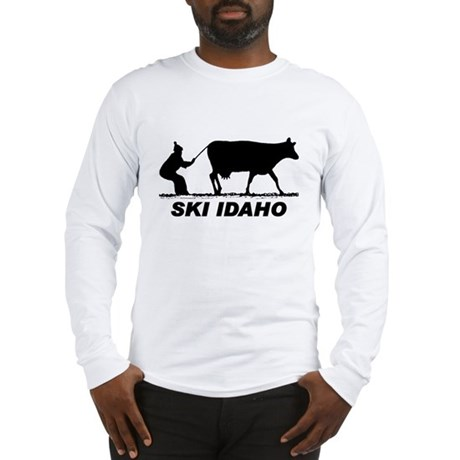 The Ski Idaho Shop Long Sleeve T-Shirt