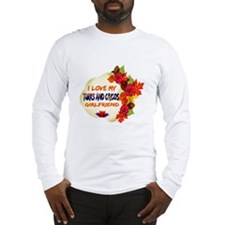 Turks and Caicos Girlfriend Valentine design Long