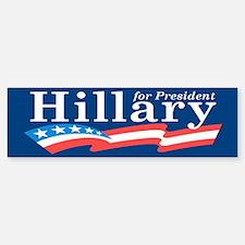 Hillary 2016 Bumper Bumper Sticker