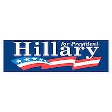Hillary 2016 Car Sticker