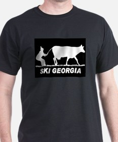 The Ski Georgia Shop T-Shirt