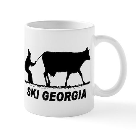 The Ski Georgia Shop Mug