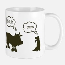 Bitch Cow Mug