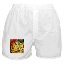 The Joy of Life Matisse 1905 Boxer Shorts