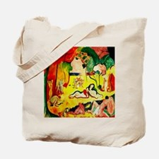 The Joy of Life Matisse 1905 Tote Bag