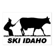 The Ski Idaho Shop Postcards (Package of 8)