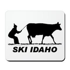 The Ski Idaho Shop Mousepad