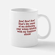 Happiness Shield Mug