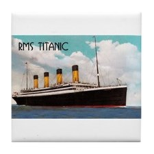 Titanic Tile Coaster