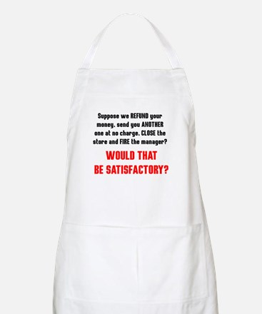 Customer Service Apron