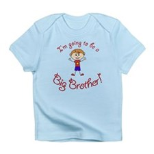 Im going to be a Big Brother! Infant T-Shirt