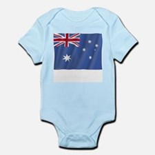 Pure Flag Austalia Infant Bodysuit