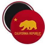 Strk3 California Republic Magnet