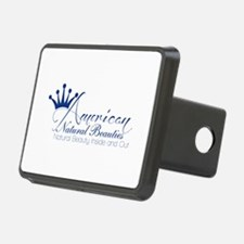 White Hitch Cover