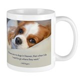 Cavalier king charles spaniel Coffee Mugs