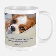 Cavalier King Charles Spaniel in Heaven Small Small Mug