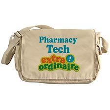 Pharmacy Tech Extraordinaire Messenger Bag