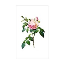 Pierre-Joseph Redoute Rose Decal