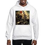 Liberty Leading The People Hooded Sweatshirt
