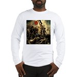 Liberty Leading The People Long Sleeve T-Shirt