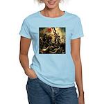 Liberty Leading The People Women's Light T-Shirt