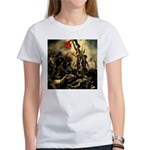 Liberty Leading The People Women's T-Shirt