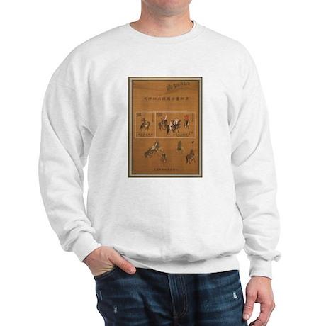 Classic Chinese Design Sweatshirt