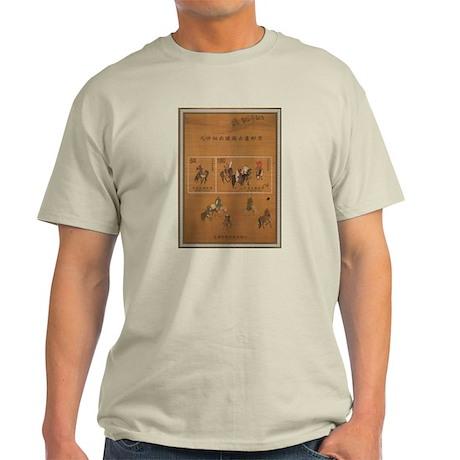 Classic Chinese Design Light T-Shirt