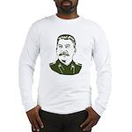 Strk3 Joseph Stalin Long Sleeve T-Shirt