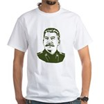 Strk3 Joseph Stalin White T-Shirt