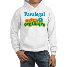 Paralegal Extraordinaire Jumper Hoodie