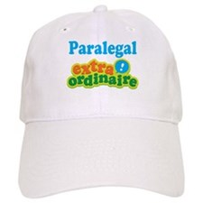 Paralegal Extraordinaire Baseball Cap