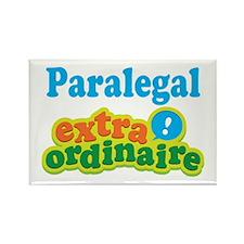Paralegal Extraordinaire Rectangle Magnet