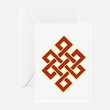 tibetan-eternity-knotCNS Greeting Cards