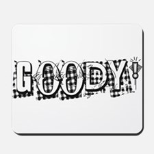 Goody in white Mousepad