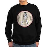 Baseball Player Sweatshirt (dark)