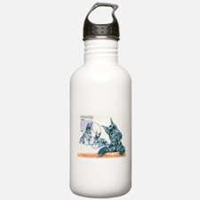 Giant Schnauzers from Cambodia Water Bottle