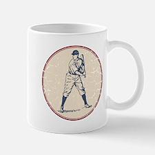 Baseball Player Mug