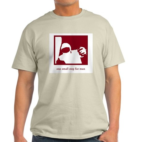 One Small Step for Man Light T-Shirt