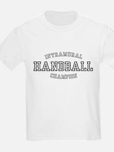 INTRAMURAL HANDBALL CHAMPION  Kids T-Shirt
